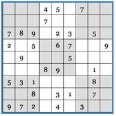 PLAY SUDOKU 9×9 ONLINE