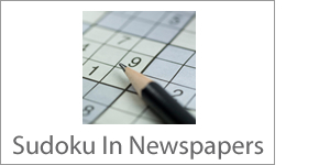 Sudoku In Newspapers