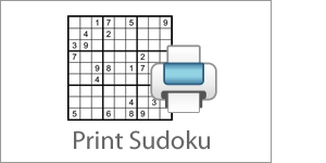 picture regarding Multi Sudoku Printable named PRINT SUDOKU - Print Sudoku for Your Satisfaction, Aid Teach