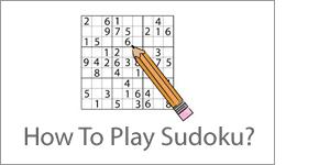 How To Sudoku
