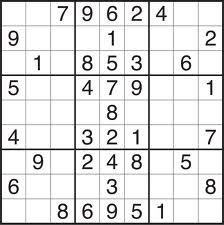 play sudoku 9x9